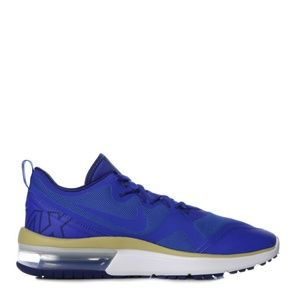 6816adba66a Nike Shoes - Nike Air Max Fury RUNNING SHOES blue gold new